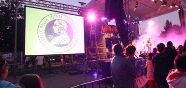Podpora akcie Unifest 2011