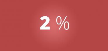 Venujte 2%-ný podiel zaplatenej dane